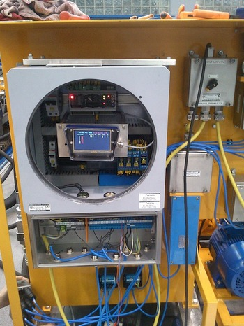 Control System for Pressure Station of Hydraulic Supports