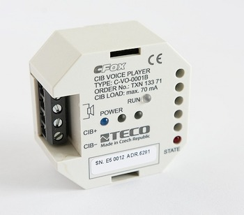 Sound Module for CIB